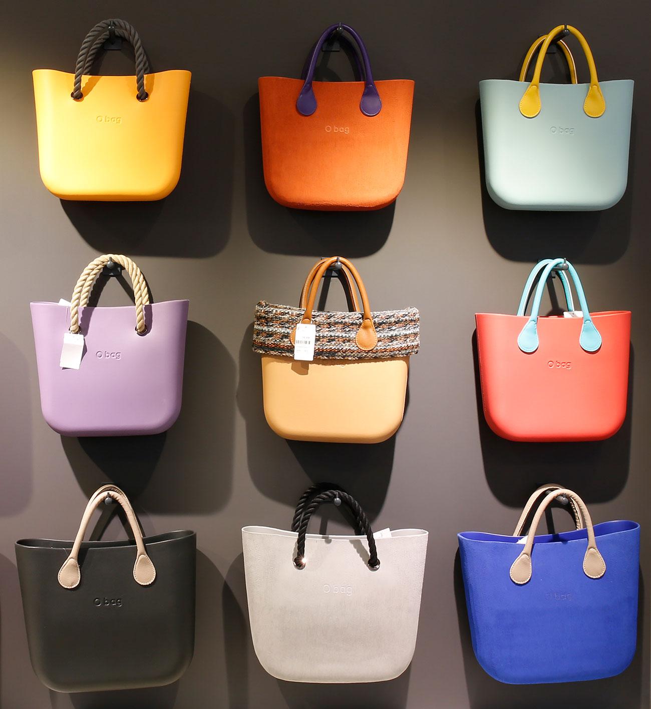 O-Bag die modulare Shoppertasche